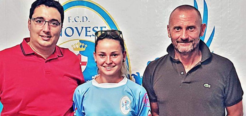 BOMBA DI MERCATO – Alessia Basso è una nuova giocatrice della Novese
