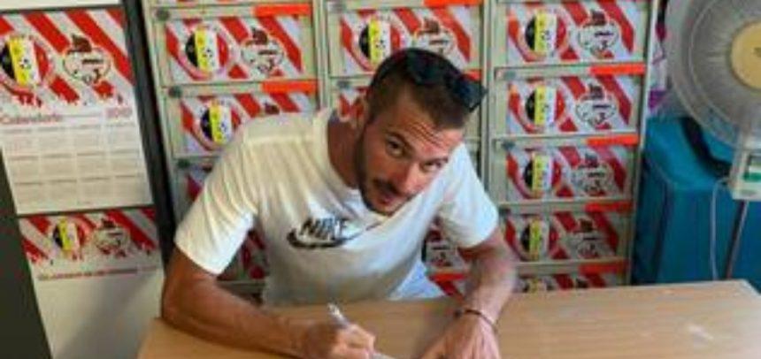 Calciomercato, Giacomo Calvini firma per il Don Bosco Vallecrosia Intemelia