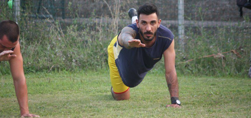 [Video] Taggia, il gol su rigore di Armando Miceli contro la Veloce