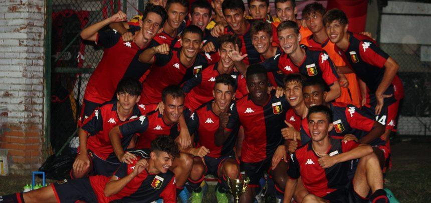 """61° Torneo Internazionale Carlin's Boys, il Genoa vince il Girone """"Mediterraneo"""" e vola in finale"""