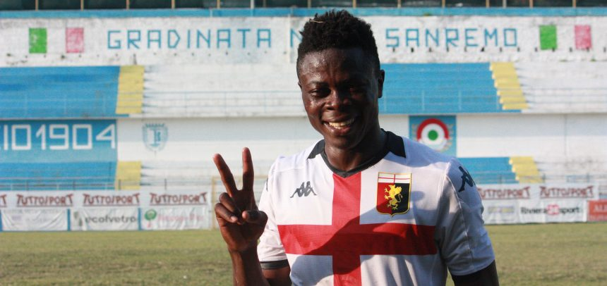 Bamba Fatie Adam's vince il titolo di capocannoniere del 61° Torneo Internazionale Carlin's Boys con 4 gol