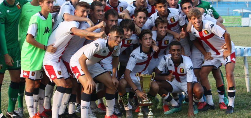 Il Genoa vince il 61° Torneo Internazionale Carlin's Boys, Empoli sconfitto 3-0