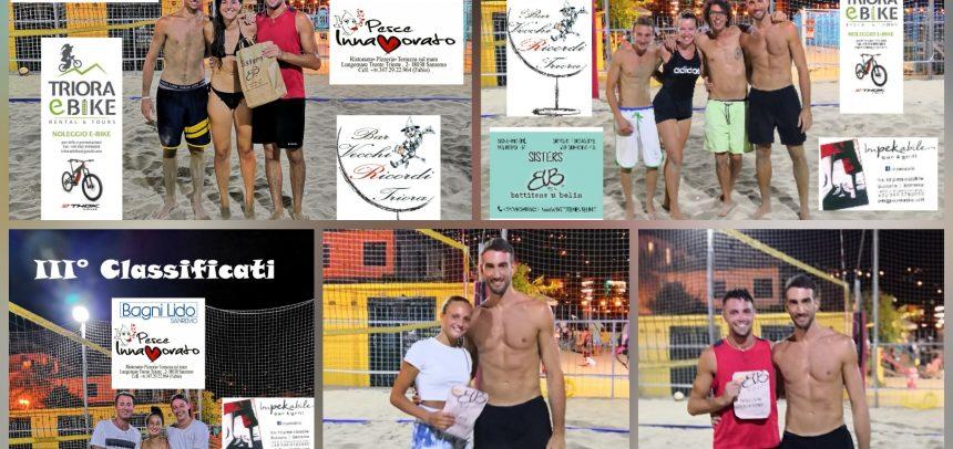 Grande successo per il Torneo di Beach Volley ai Bagni Lido di Sanremo