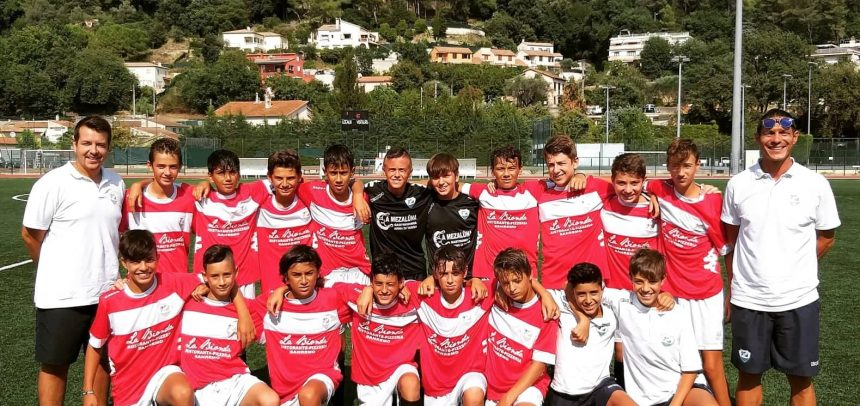 Giovanissimi Regionali, la Sanremese batte il Vallescrivia 3-1 e centra la 4° vittoria consecutiva