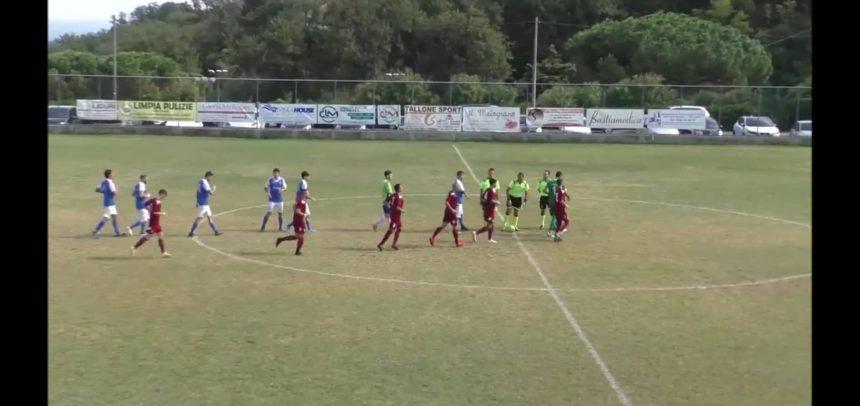 Gli Highlights di Ceriale-Ventimiglia 3-3