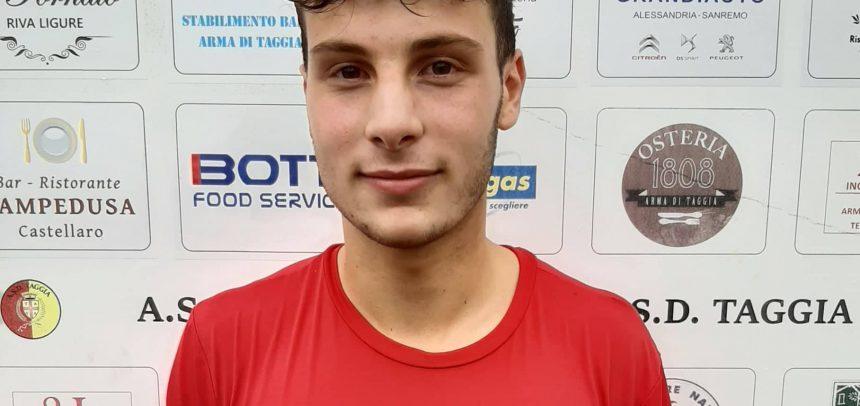 [Video] Juniores Taggia, il gol di Alessandro Ferrigno contro il Cengio