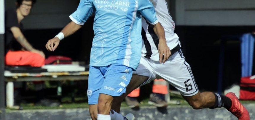 """Lavagnese-Sanremese 1-1, Pippo Scalzi entra si procura il rigore e segna:""""Dopo il vantaggio ci siamo abbassati troppo"""""""
