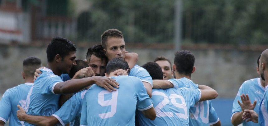 La Sanremese supera il Vado 3-0 con la doppietta di super Pippo Scalzi e il gol di Lo Bosco