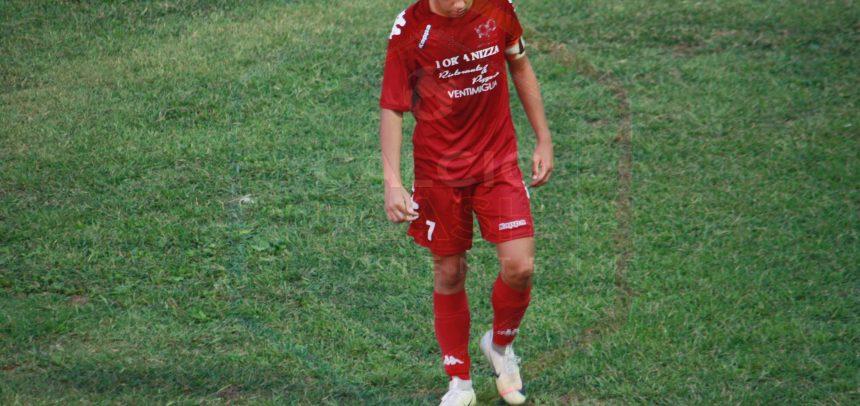 Ventimiglia, per Marco Sparma esordio con gol alla Zlatan Ibrahimovic annullato ingiustamente