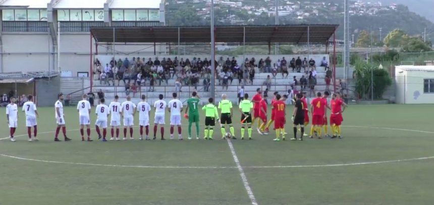Gli Highlights di Ventimiglia-Taggia 2-3