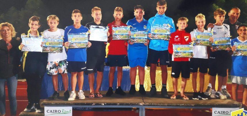 Sanremese, Alessandro Falcone nella Top 11 del Torneo di Cairo Montenotte