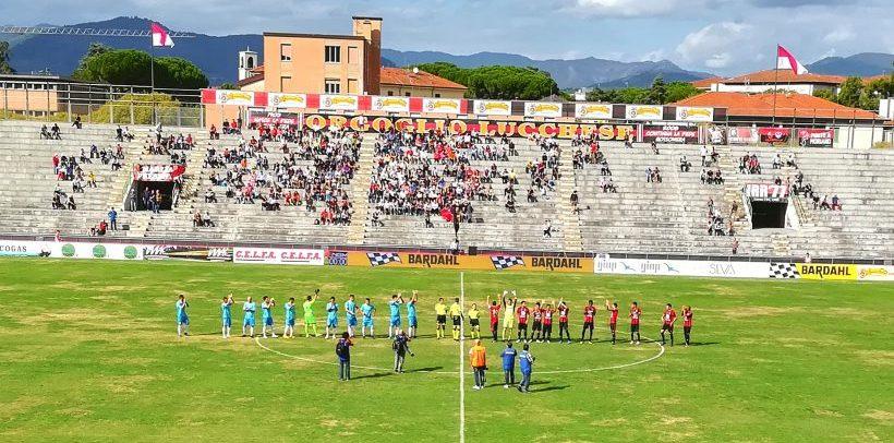 Gli Highlights di Lucchese-Sanremese 0-0