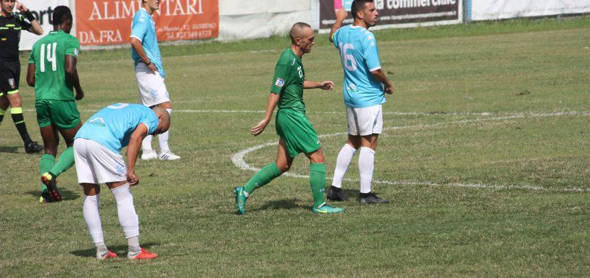 [Video] Sanremese-Fezzanese 0-1: il gol su rigore di Cantatore