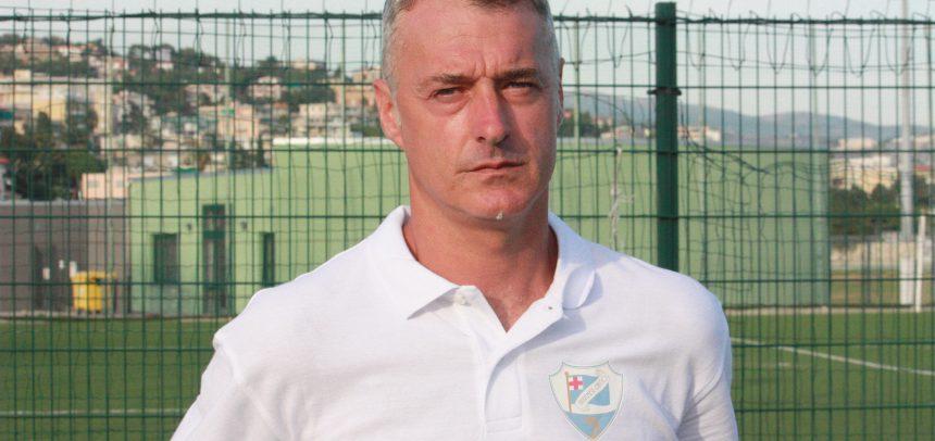 """Juniores Sanremese, mister Prunecchi commenta la sconfitta con il Fossano:""""Amareggiato per il risultato, contento della prestazione"""""""
