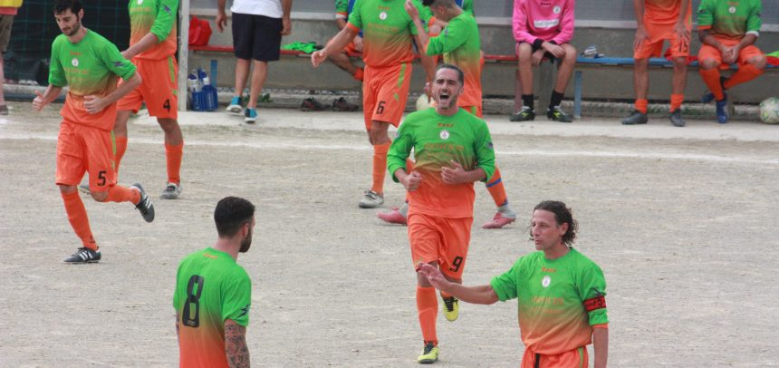 [Video] Camporosso, l'eurogol di Luca Calcopietro contro la Loanesi