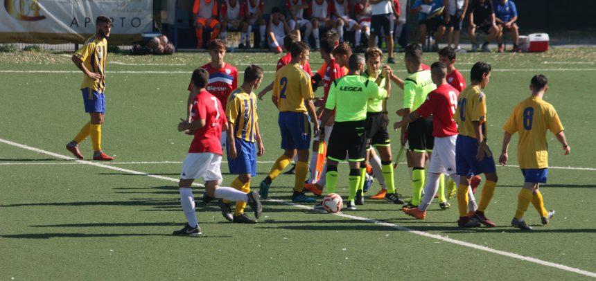 Juniores Nazionali, gli Highlights di Sanremese-Arconatese 5-3