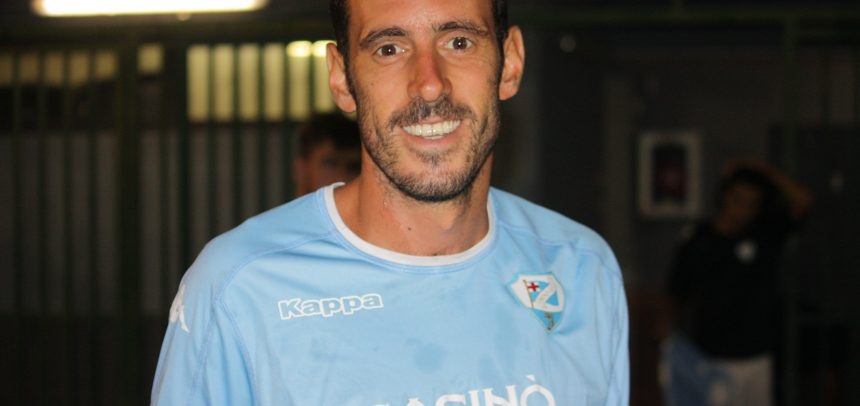"Lucchese-Sanremese 0-0, capitan Taddei:""Ai punti avremmo meritato la vittoria"""