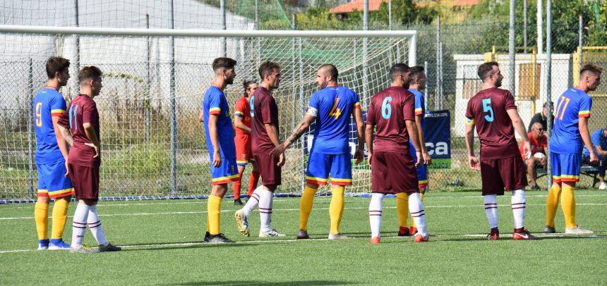 Gli Highlights di Dianese&Golfo-Via dell'Acciao 0-0