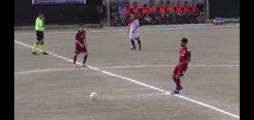 Gli Highlights di Camporosso-Ventimiglia 0-1