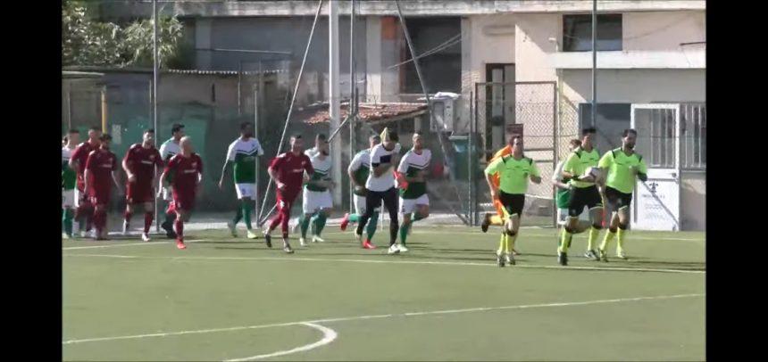 Gli Highlights di Ventimiglia-Praese 2-2