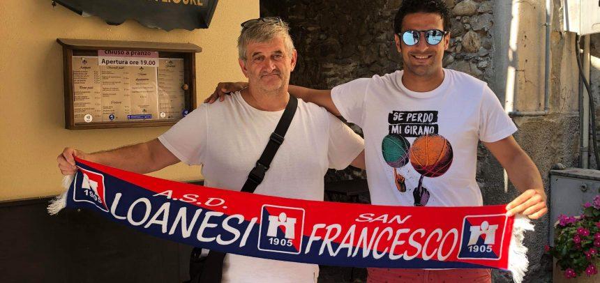 """BOMBA DI MERCATO – Giovanni Mela è un giocatore della Loanesi:""""Tornare qui è come chiudere un cerchio"""""""
