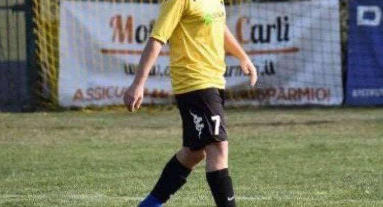 """Oneglia Calcio-San Filippo Neri 7-1, tripletta e pallone a casa per Jacopo Ilacqua:""""Dedico i gol a mia mamma, mio papà e alla mia fidanzata"""""""