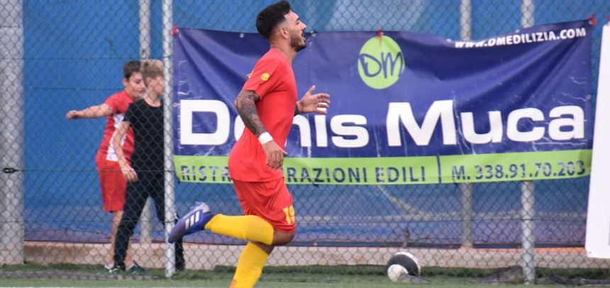 Armando Miceli è il Man of the Match di Dianese&Golfo-Taggia 2-4