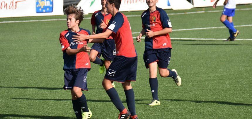 Giovanissimi Under 14, gli Highlights di Dianese&Golfo-Ceriale 5-1