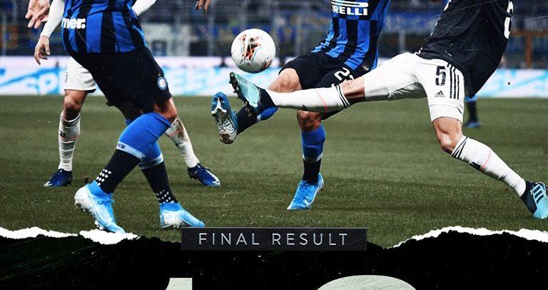 Le pagelle di Inter Juve 1-2 a cura di Fabio Gatti