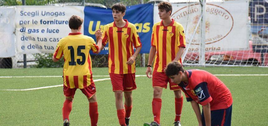 Allievi Under 17, gli Highlights di Dianese&Golfo-Finale 1-5