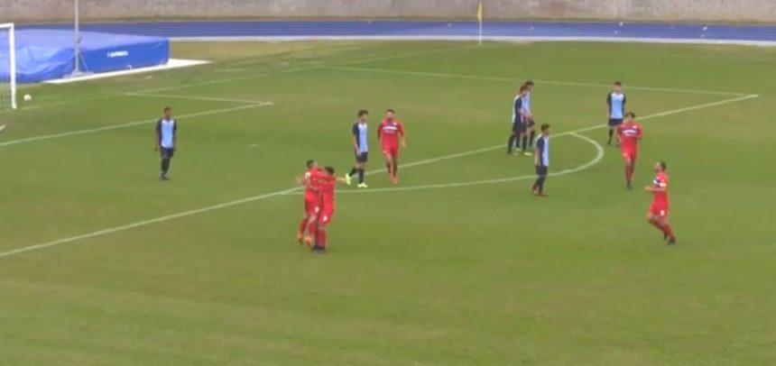 Gli Highlights di Chieri-Sanremese 0-3