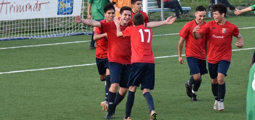 Juniores Regionali 2° Livello, la Dianese&Golfo vince 1-0 con il Legino: in gol Abbatemarco