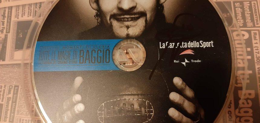 Gioca la Schedina del Ponente: in palio un dvd firmato da Roberto Baggio