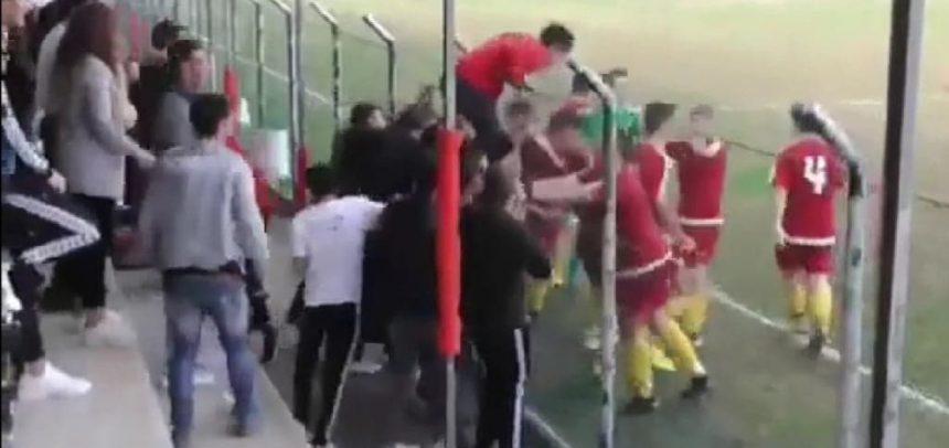 Juniores Regionali 2° Livello, il Taggia vince il derby con l'Atletico Argentina 4-2
