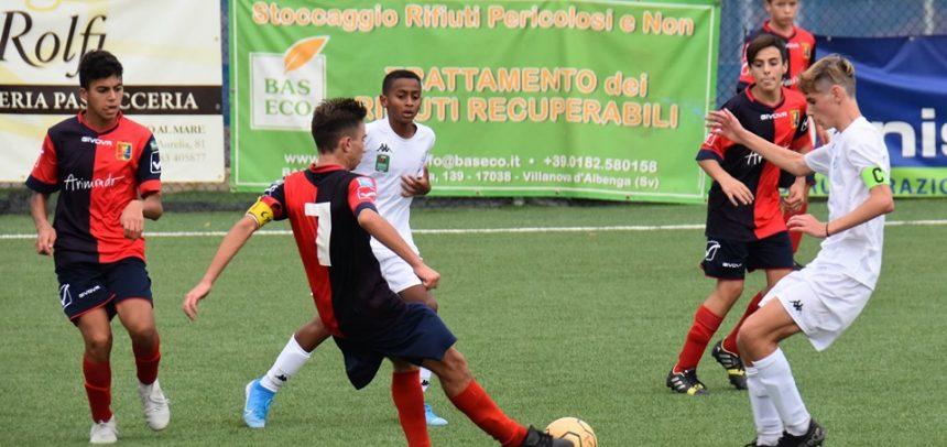 Giovanissimi Under 15, gli Highlights di Dianese&Golfo-AC Andora 1-7