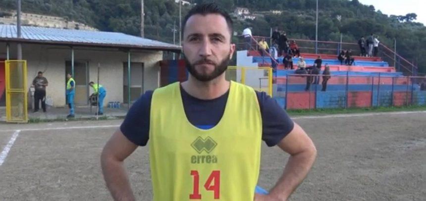 """Veloce-Taggia 3-3, mister Siciliano:""""Voglio vedere il bicchiere mezzo pieno, un punto guadagnato"""""""