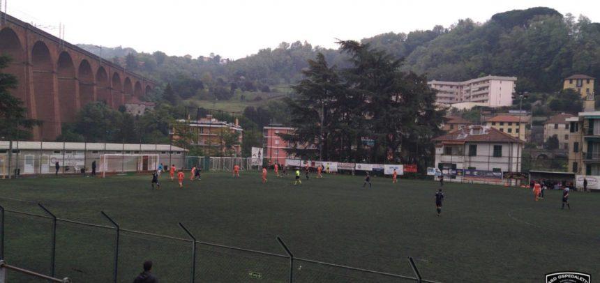 Gli Highlights di Busalla-Ospedaletti 1-2 by Dilettantissimo