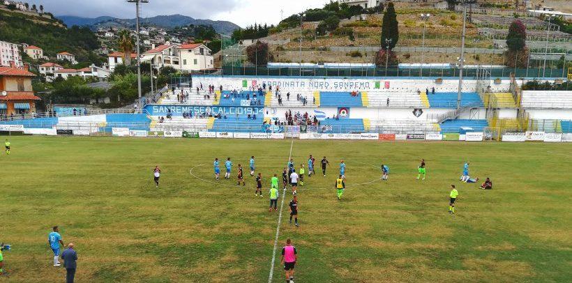 Sanremese-Bra 1-0: decide una rete di Colombi al 30′