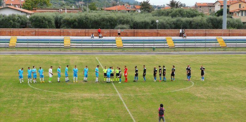 Gli Highlights di Real Forte Querceta-Sanremese 0-1