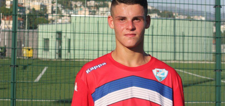 """Sanremese, Francesco Pellicanò:""""Dedico il mio primo gol in carriera a Jacopo Delogu"""""""