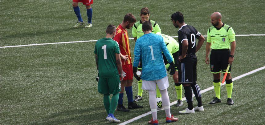 Ospedaletti-Finale 1-1: Alessio Negro risponde a De Benedetti