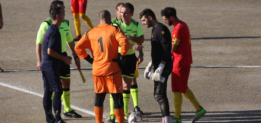 Gli Highlights di Camporosso-Taggia 2-3