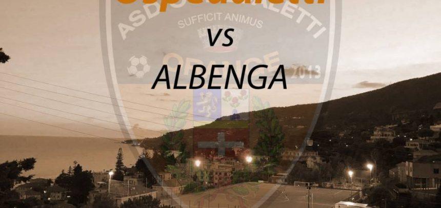 Rinviata a causa dell'allerta arancione Ospedaletti-Albenga