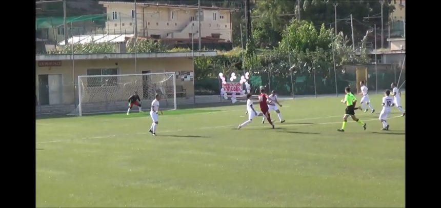Gli Highlights di Ventimiglia-Arenzano 1-2