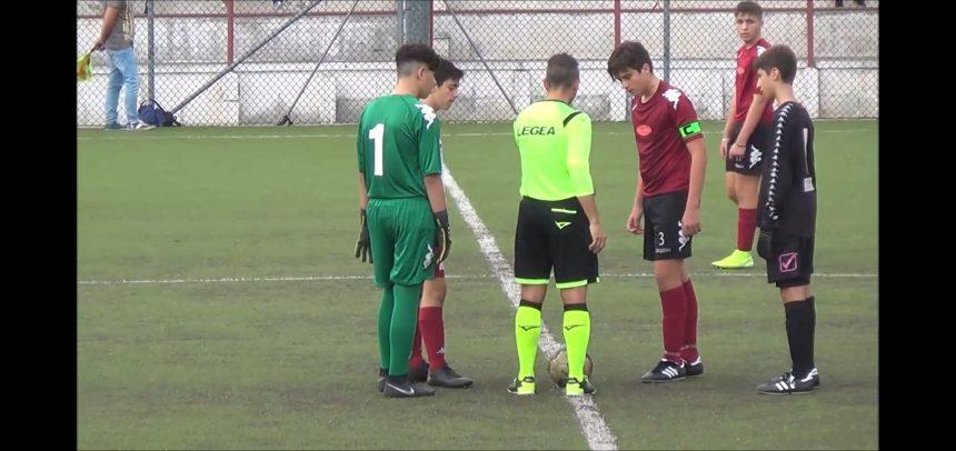 Giovanissimi 2005, gli Highlights di Ventimiglia-Veloce 1-0