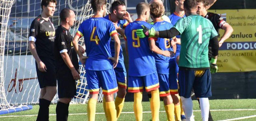 Gli Highlights di Dianese&Golfo-Arenzano 0-0