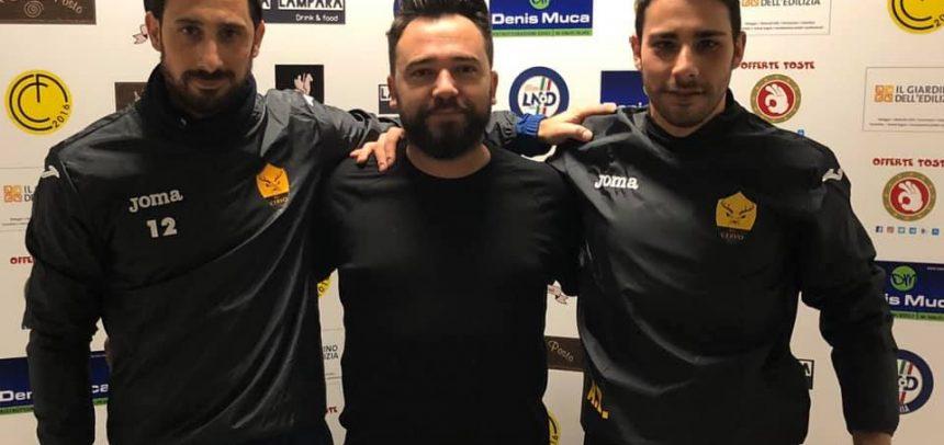 Cervo FC – Il presidente Denis Muca è scatenato: tesserati anche i fratelli Mario e Michael Stabile