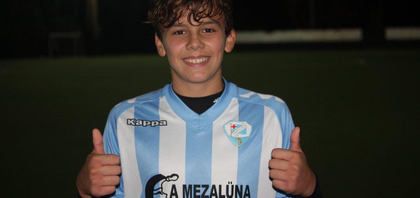 Giovanissimi Regionali, Tommaso Camerino è il Man of the Match di Sanremese-Legino 3-3