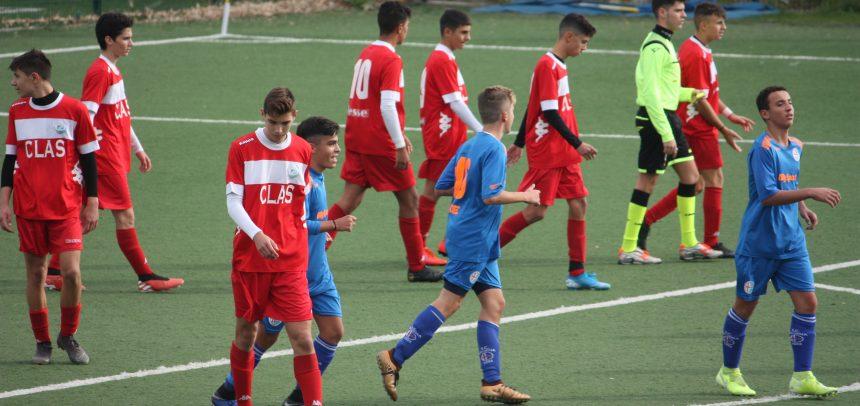 Allievi Regionali Fascia B, il Ligorna vince e convince in casa della Sanremese: 0-4