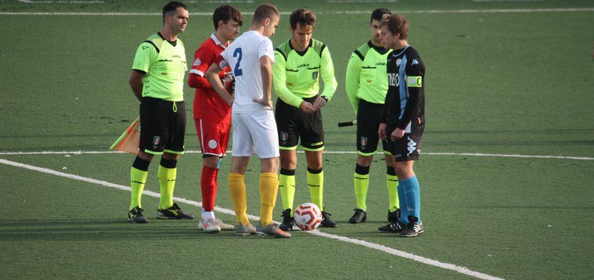 Juniores Nazionali, gli Highlights di Sanremese-Ligorna 2-2